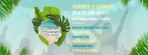 "Festival ""Summer is Coming"" @ La Cougourlude, Lattes"
